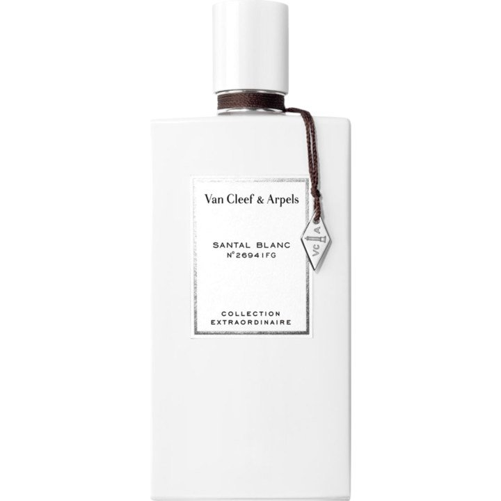 Collection Extraordinaire: Santal Blanc