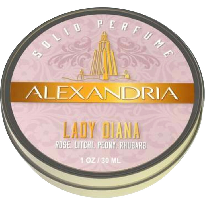 Lady Diana (Solid Perfume)