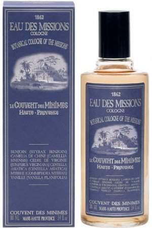 Eau des Missions / Cologne of the Missions