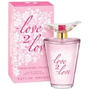 Love2Love Fresh Rose + Peach / Miss Sporty Love 2 Love Clubbing Proof