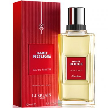 Habit Rouge (Eau de Toilette)