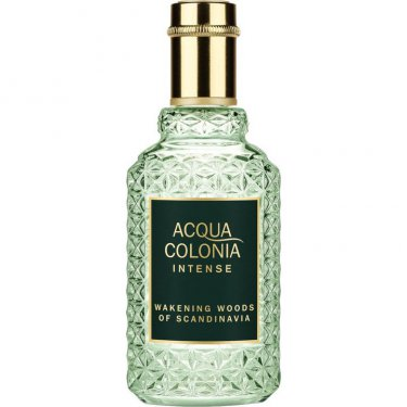 4711 Acqua Colonia Intense: Wakening Woods of Scandinavia