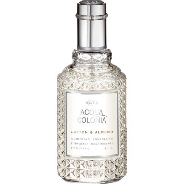 4711 Acqua Colonia Cotton & Almond