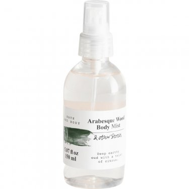 Arabesque Wood (Body Mist)