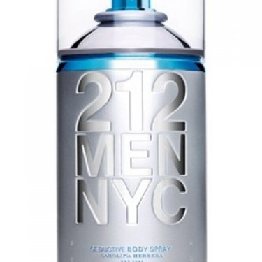 212 Men NYC Body Spray