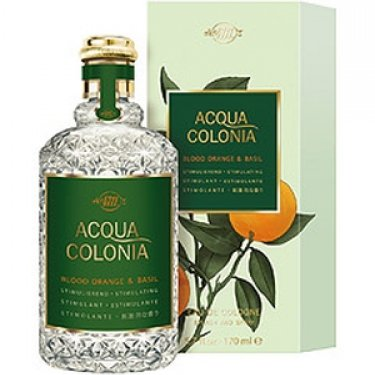 4711 Acqua Colonia Blood Orange & Basil (Eau de Cologne)