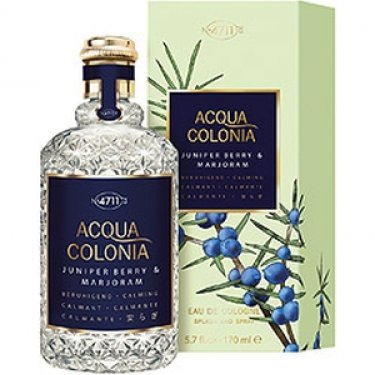 4711 Acqua Colonia Juniper Berry & Marjoram