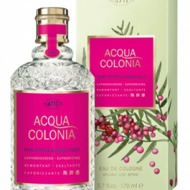 4711 Acqua Colonia Pink Pepper & Grapefruit (Eau de Cologne)