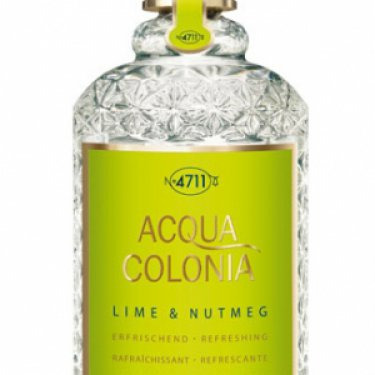 4711 Acqua Colonia Lime & Nutmeg (Eau de Cologne)