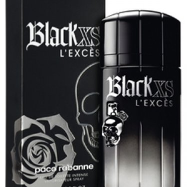 Black XS L`Excess for Him