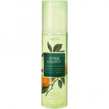 4711 Acqua Colonia Blood Orange & Basil (Bodyspray)