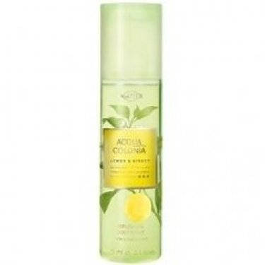 4711 Acqua Colonia Lemon & Ginger (Bodyspray)