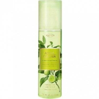 4711 Acqua Colonia Lime & Nutmeg (Bodyspray)