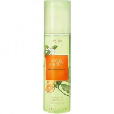 4711 Acqua Colonia Mandarine & Cardamom (Bodyspray)